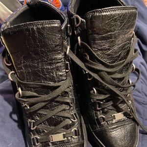 Balenciaga Men High Top Sneaker